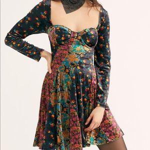 Free People Mini Dress 🖤